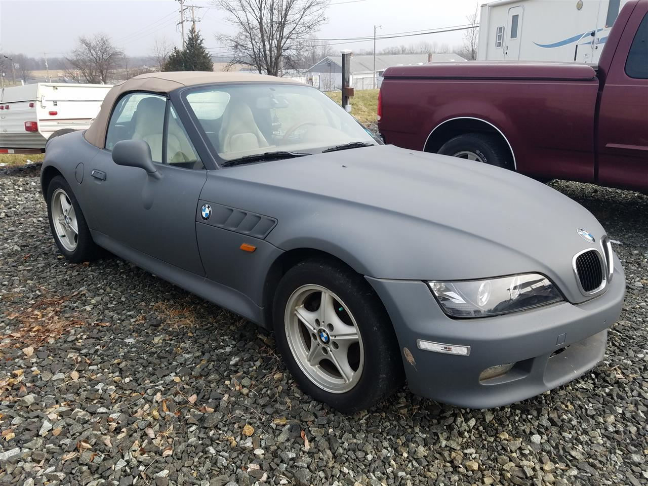 1997 Bmw Z3 1 9 Roadster Berks Mont Camping Center Inc