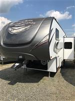 2018 WILDWOOD HERITAGE GLEN LTZ FIFTH WHEELS 25RKHL